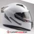 Helm Custom Fullface Destroit