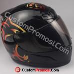Helm Custom Promosi Nomor 27 B