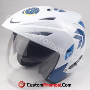 Helm Custom Promosi Nomor 15A