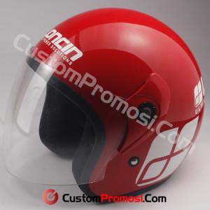 Helm Custom Promosi Nomor 7B