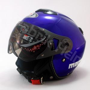 Helm JPN Retro Taiwan Kaca Pilot
