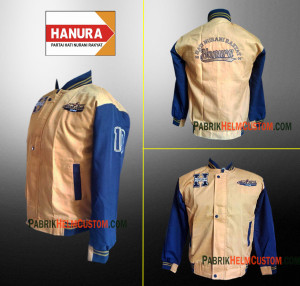 Jaket Hanura New