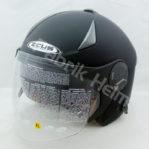 Helm Zeus ZS-612A Hitam Doff