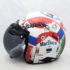 Helm Retro Gogo Vespa Marlboro