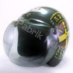 Helm JPN Retro Steadeast Kaca Bogo