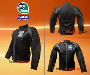 Jaket Motor Custom Bisa Pesan Satuan