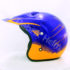 Helm JPN Cross PC18 Motif Z18 Biru