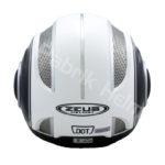 Zeus ZS-218 Putih/Hitam